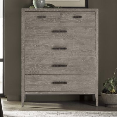 Courtney 6 Drawer Chest