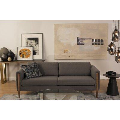 Dobson Sofa Upholstery: Steel Gray