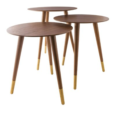 Jessa 3 Piece Nesting Tables