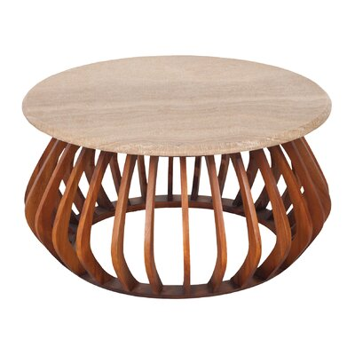 Alexandrine Round Coffee Table