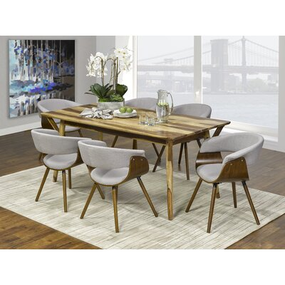Chison 7 Piece Dining Set