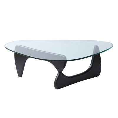 Sosebee Coffee Table Color: Black