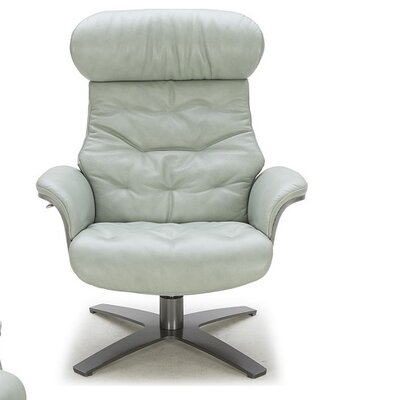 Dakota Lounge Chair Upholstery: Mint Green
