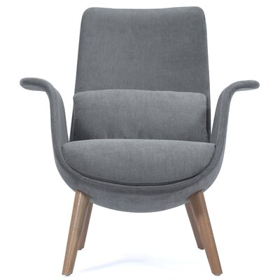 Elsa Armchair Upholstery: Moonbeam