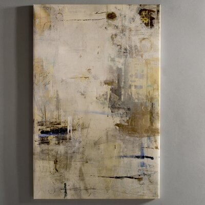 Asking Canvas Print Corrigan Studio