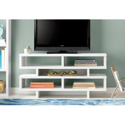 Zoel 47 TV Stand Color: White