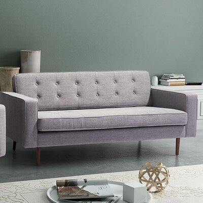 Wichita Sofa Upholstery: Gray