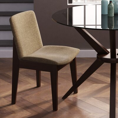 Binkley Side Chair Finish: Coffee