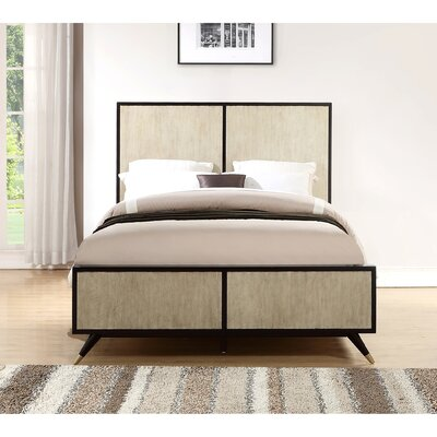 Bobby Platform Bed Size: Queen