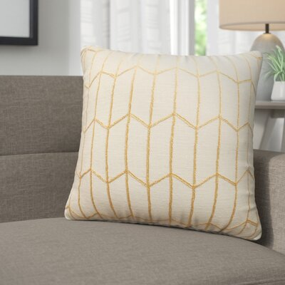 Benny Stripes Throw Pillow