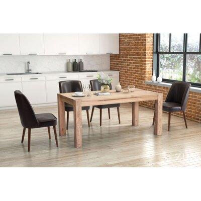 Buckhurst Upholstered Dining Chair in Brown