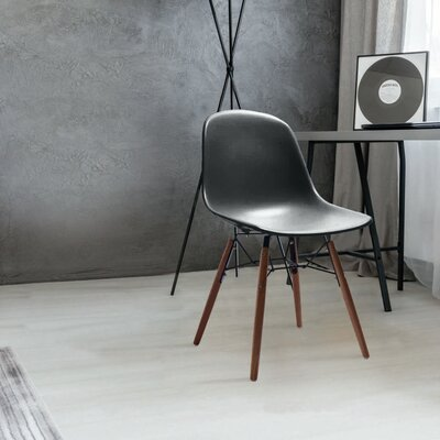 Lorenzo Dining Chair Color: Black