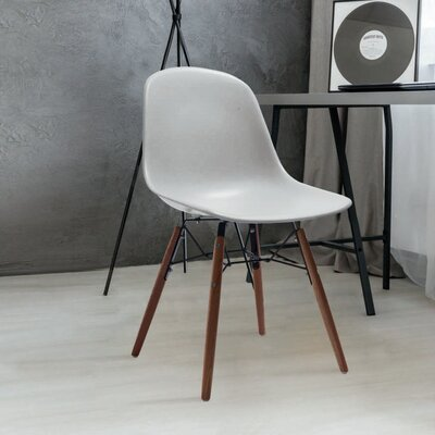 Lorenzo Dining Chair Color: Platinum