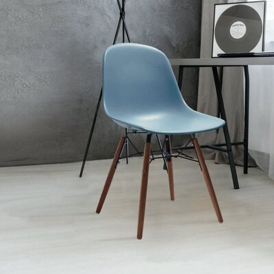 Lorenzo Dining Chair Color: Slate