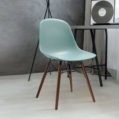Lorenzo Dining Chair Color: Surfin