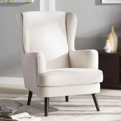 Jasper Wingback Arm Chair