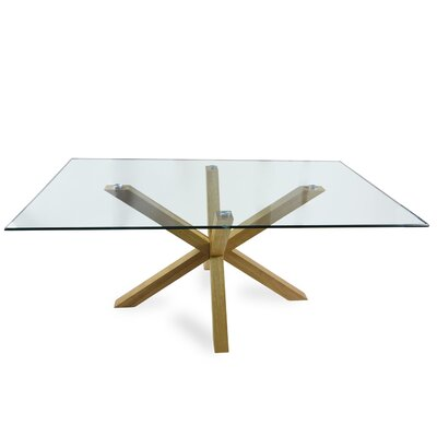 Isaiah Rectangular Dining Table