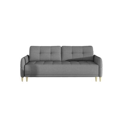 Barry Sofa Color: Gray