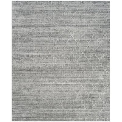 Arena Gray Area Rug Rug Size: Rectangle 8 x 10