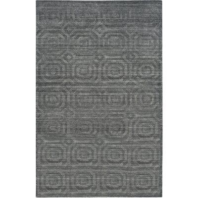Arena Dark Gray Area Rug Rug Size: Rectangle 6 x 9