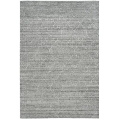 Arena Gray Area Rug Rug Size: Rectangle 6 x 9