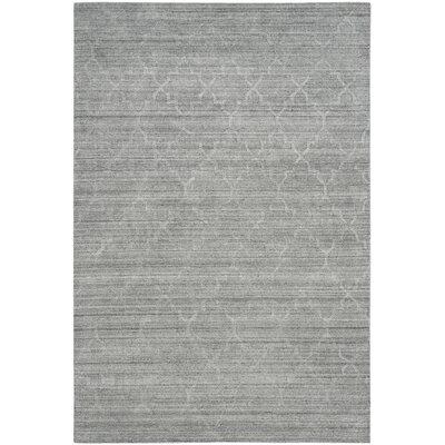 Arena Gray Area Rug Rug Size: Rectangle 6 x 9