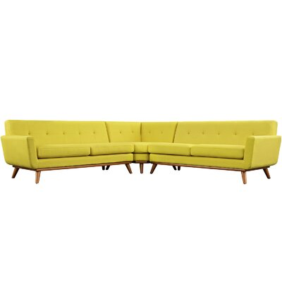 Johnston Sectional Upholstery: Sunny