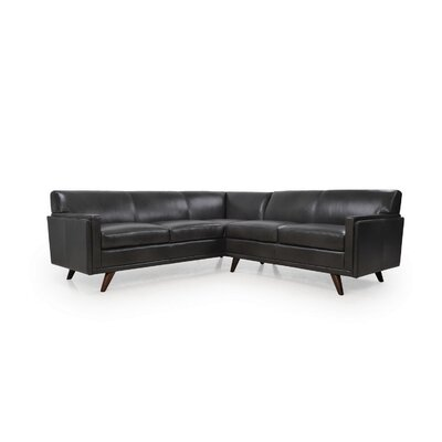 Ari Leather Sectional