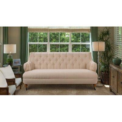 Glaucia Tufted Sofa Upholstery: Beige