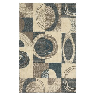 Alder Creek Beige Area Rug Rug Size: Rectangle 5 x 8