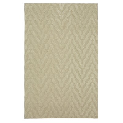 Bonino Beige Area Rug Rug Size: Rectangle 5 x 8