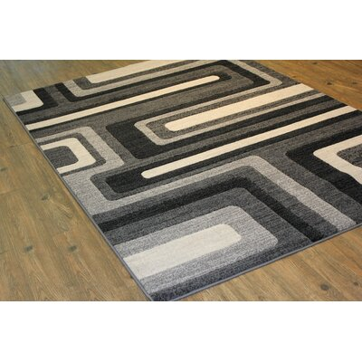 Marianna Contemporary Gray Area Rug