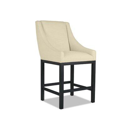 Moss 30 Bar Stool Upholstery: Sand