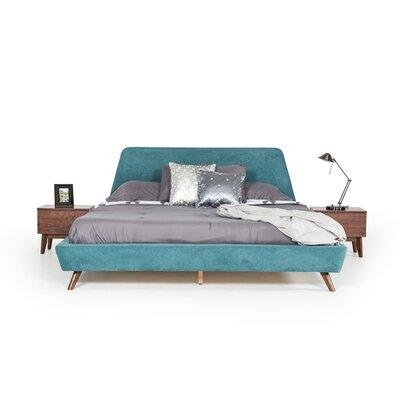 Drumnacole Upholstered Platform Bed Size: Queen