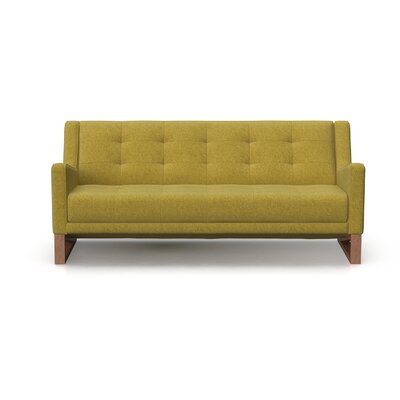 Annalee Sofa Upholstery: Wheatgrass Green