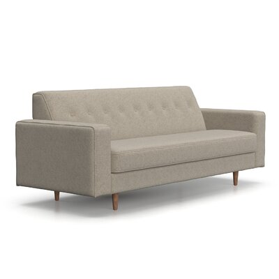 Evalyn Sofa Upholstery: Heather Gray