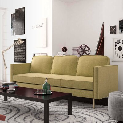 Berrier Sofa Upholstery: Wheatgrass Green