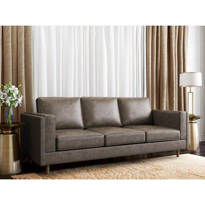 Haleigh Sofa Upholstery: Vintage Gray