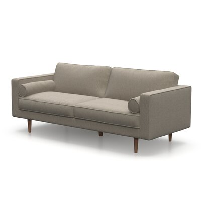 Aliza Sofa Upholstery: Heather Gray