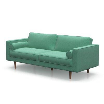 Berns Sofa Upholstery: Duck Egg