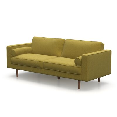 Berns Sofa Upholstery: Wheatgrass Green