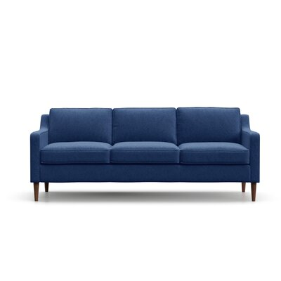 Bernhard Sofa Upholstery: Pacific Blue