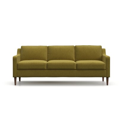 Oakley Sofa Upholstery: Wheatgrass Green