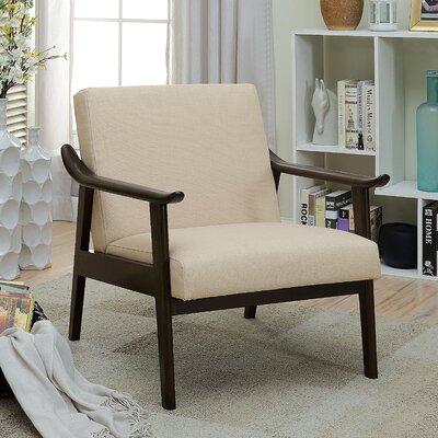 Renfrew Armchair Upholstery: Beige