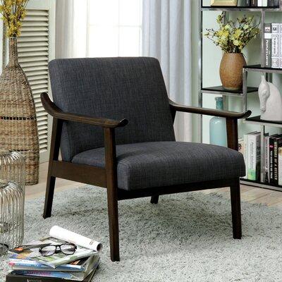 Renfrew Armchair Upholstery: Gray
