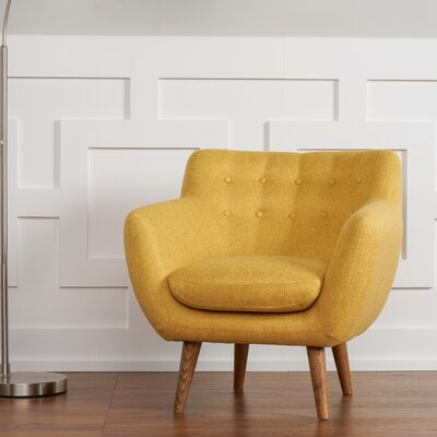 Martinique Armchair Upholstery: Sunset