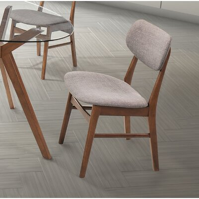 Concord Side Chair Color: Dove Gray