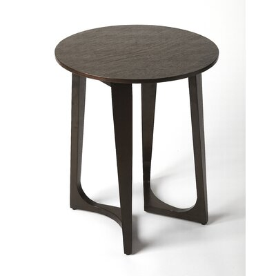 Barkingside End Table Color: Espresso