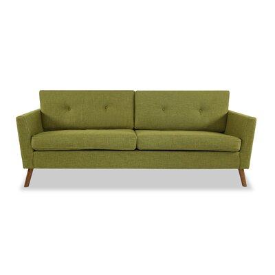 Vance Mid-Century Modern�Sofa Upholstery: Atomic Moss Twill