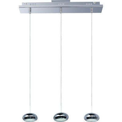 Baines 3-Light Kitchen Island Pendant